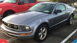2007 Ford Mustang V6 Deluxe