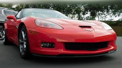 2012 Chevrolet Corvette Z16 Grand Sport