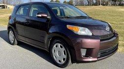 2012 Scion xD 5-Door Hatchback 4-Spd AT