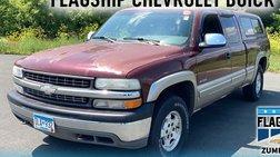 2000 Chevrolet Silverado 1500 LS Extended Cab 4WD