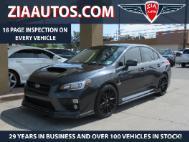 2015 Subaru Impreza WRX Limited