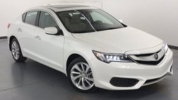 2018 Acura ILX Technology Plus