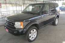 2009 Land Rover LR3 Base