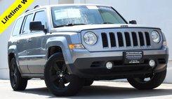 2014 Jeep Patriot Latitude
