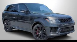 2021 Land Rover Range Rover Sport P525 HSE Dynamic