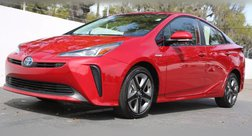 2019 Toyota Prius Limited Hybrid
