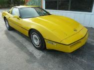 1986 Chevrolet Corvette Base
