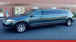 2015 Lincoln MKT Town Car Limousine Fleet