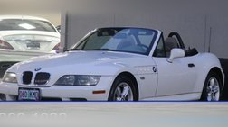 2001 BMW Z3 2.5i