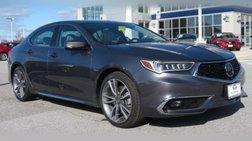 2019 Acura TLX V6 w/Advance