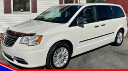2012 Chrysler Town and Country Limited