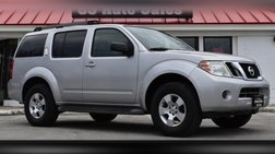 2010 Nissan Pathfinder S