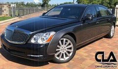 2012 Maybach 62 Base