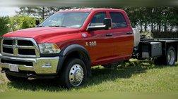 2017 Ram Crew Cab Tradesman 197 in. WB