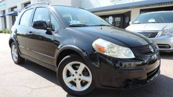 2008 Suzuki SX4 Crossover Base