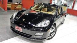 2012 Porsche Panamera Panamera