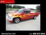 1992 Chevrolet C/K 1500 Reg. Cab 6.5-ft. bed 2WD