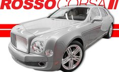 2014 Bentley Mulsanne Base