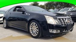 2013 Cadillac CTS 3.6L Performance