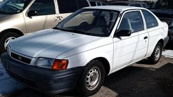 1996 Toyota Tercel 2-Door sedan