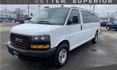 2019 GMC Savana Passenger LS 3500
