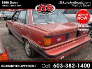 1984 Toyota Camry LE