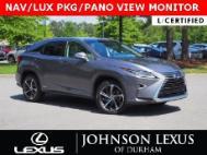 2018 Lexus RX 450h Base